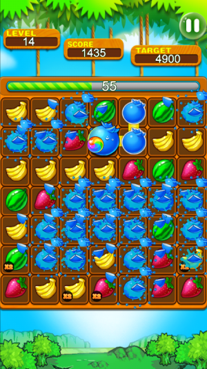 Fruit Splash 10.7.03 Screen 4