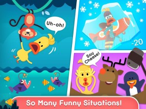 Duck Story World - Animal Friends Adventures 1.0.13 Screen 9
