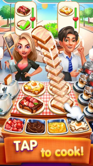 Cooking City: crazy chef' s restaurant game 1.22.3973 Screen 11
