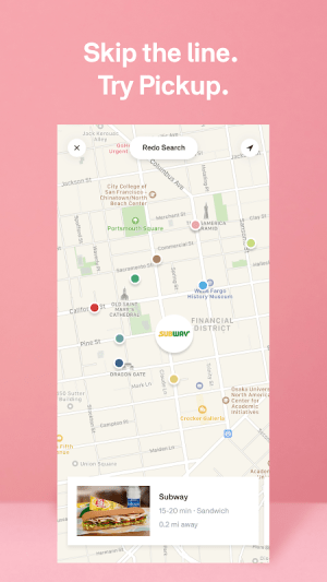 Postmates - Local Restaurant Delivery & Takeout 5.8.1 Screen 2