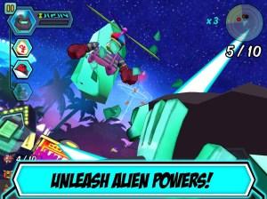 Ben 10 - Alien Experience: 360 AR Fighting Action 1.0.5 Screen 9
