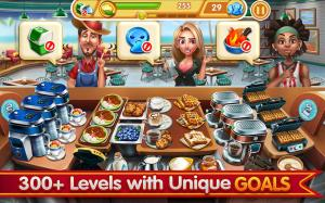 Cooking City: crazy chef' s restaurant game 1.58.5002 Screen 9