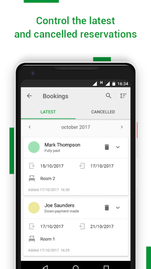 BedBooking: Booking Calendar & Reservation System 5.11.1 Screen 4