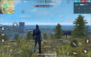 Android Free Fire MAX Screen 5