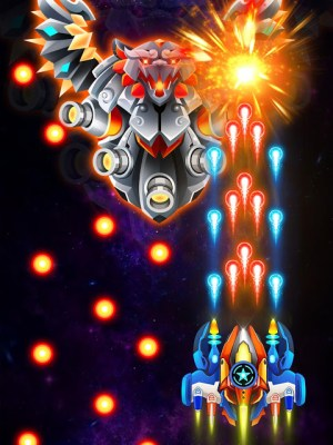 Space shooter - Galaxy attack - Galaxy shooter 1.407c Screen 8