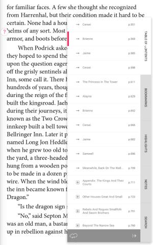 Bookari Ebook Reader Premium 4.2.4 Screen 20