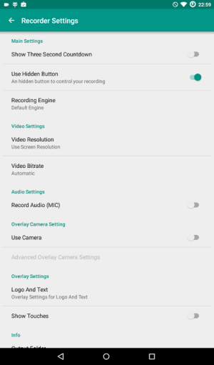 ADV Screen Recorder 4.3.0 Screen 13