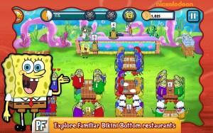 SpongeBob Diner Dash 3.25.3 Screen 3