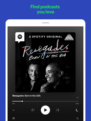Spotify: Free Music and Podcasts Streaming 8.6.18.720 Screen 13