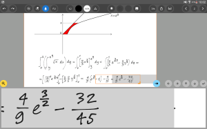 Ink&Paper Handwrite PDF Notes Trial 5.3.5 Screen 7