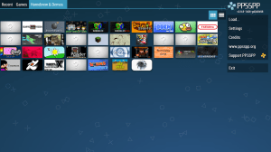 PPSSPP - PSP emulator 1.10.2 Screen 1