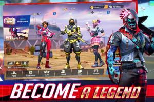 Omega Legends 1.0.28 Screen 1