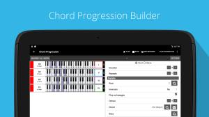 Android Piano Chord, Scale, Progression Companion Screen 7