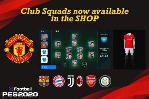 eFootball PES 2020 4.2.0 Screen 1