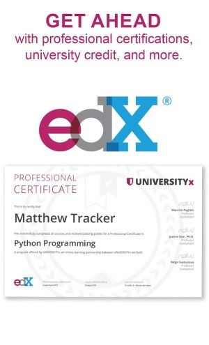 edX - Online Courses by Harvard, Imperial, MIT 2.19.1 Screen 5
