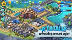 City Island 5 - Tycoon Building Simulation Offline 1.13.8 Screen 1
