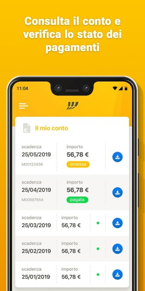 MyFastweb 4.4.18 Screen 6