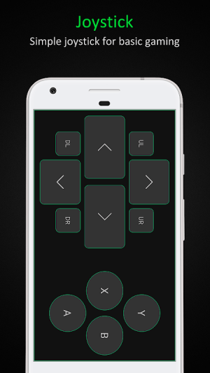 KiwiMote: WiFi Remote Keyboard and Mouse for PC 1.1 Screen 2