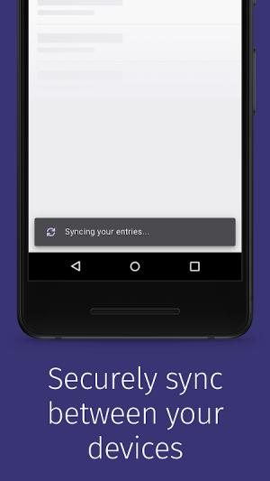 Firefox Lockwise 4.0.0 Screen 4