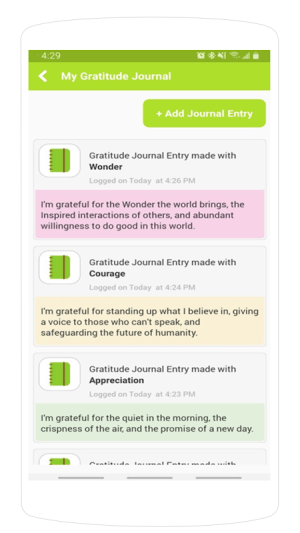 ShareTree - Gratitude & Team Culture Engagement 2.4.1 Screen 3