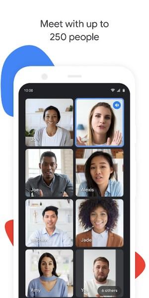 Google Meet – Secure video meetings 2021.09.11.396638105.Release Screen 10