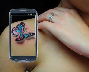 Tattoo Your Body Cam 1.2 Screen 1