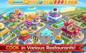 Cooking City: crazy chef' s restaurant game 1.58.5002 Screen 11