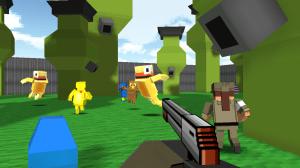 Pixel Z Gunner 3D - Battle Survival Fps 5.2.2 Screen 4