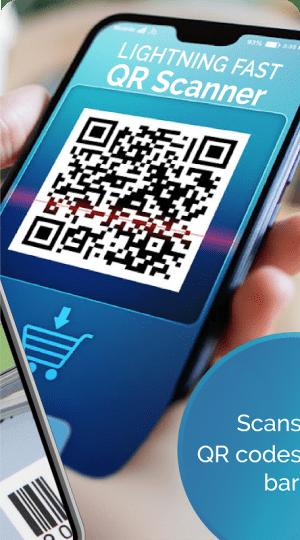 FREE QR Barcode Scanner:QR Scanner/QR Reader 0.125.0 Screen 4