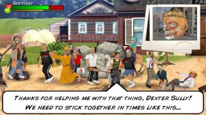 Android Extra Lives (Zombie Survival Sim) Screen 5
