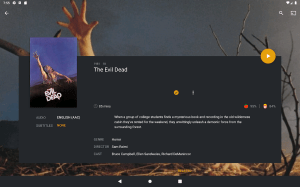 Plex: Stream Movies, Shows, Music, and other Media 7.30.0.16390 Screen 9