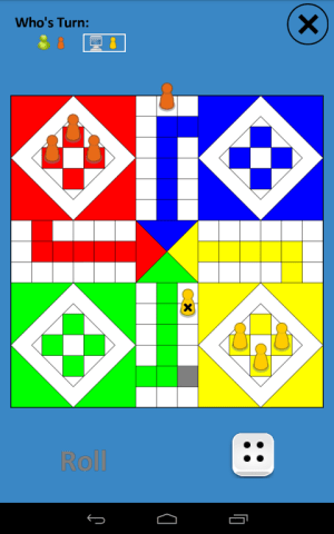 Ludo Touch 1.4 Screen 5