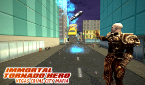 Android Immortal Tornado hero - Vegas Crime City Mafia Screen 4