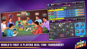 WCB LIVE Cricket Multiplayer:Play PvP Cricket Game 0.4.6 Screen 3