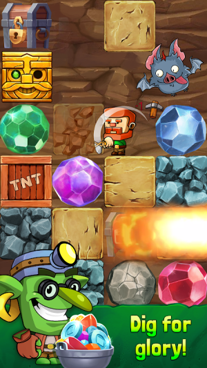 Dig Out! - Gold Digger 2.7.0 Screen 5
