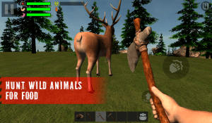 The Survivor: Rusty Forest 0.7 Screen 2