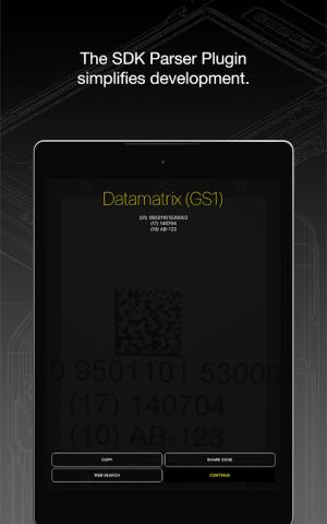 Barcode Scanner 4.2.5 (110) Screen 4