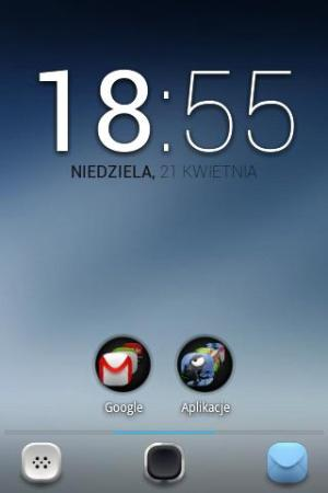 Modern Android Icon Pack 2.0 Screen 1