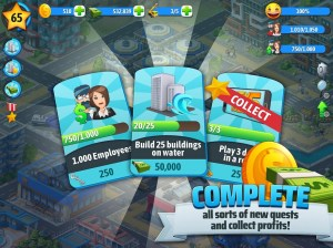 City Island 5 - Tycoon Building Simulation Offline 1.13.8 Screen 11