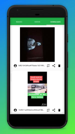 Android Status Saver - Status Downloader for Whatsapp 2020 Screen 5