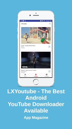 Youtube Video Downloader - LXYoutube 1.0 Screen 4
