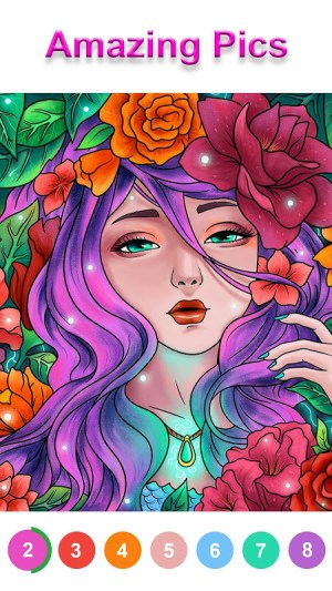 Paint By Number - Free Coloring Book & Puzzle Game 1.16.7 Screen 15