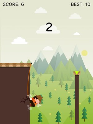 Android Rope Swing Screen 8