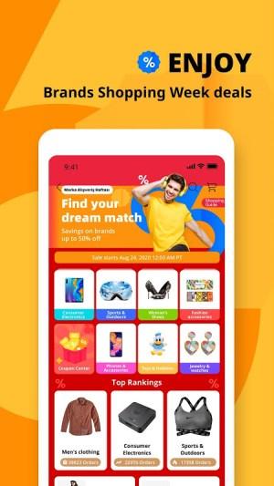 Android AliExpress - Smarter Shopping, Better Living Screen 11