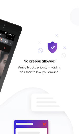 Brave Privacy Browser: Fast, safe, private browser 1.5.4 Screen 8
