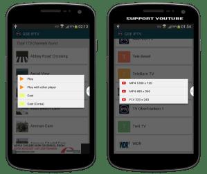 GSE IPTV 2.9 Screen 2