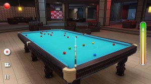 Android Real Snooker 3D Screen 9