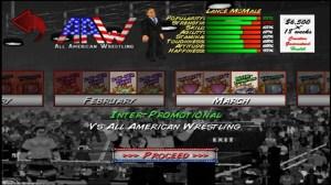 Android Wrestling Revolution Screen 7