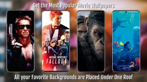 Awesome Movie Wallpapers S20 - HD / 4K Posters 2.08 Screen 1