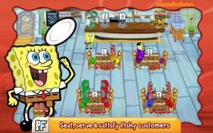 SpongeBob Diner Dash 3.25.3 Screen 1